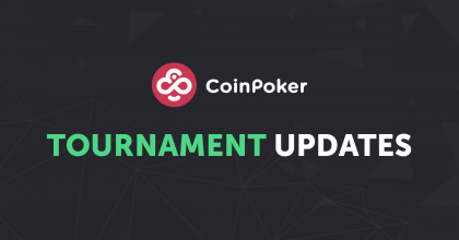 Enjoy High Roller Events and More Cash Games in Our New Tourney Schedule