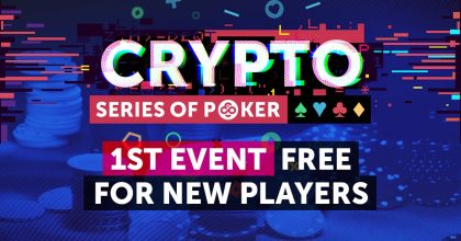 Play the Crypto Series of Poker (CSOP) for 10,000,000 CHP Added!