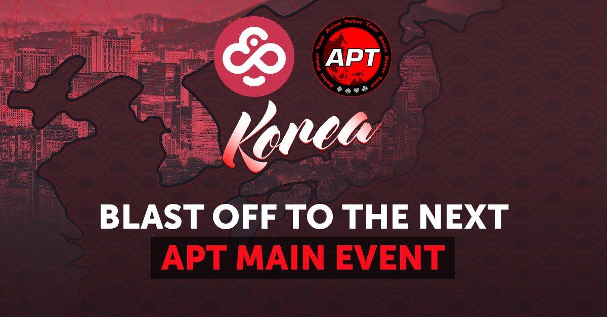 Blast of to APT Korea! Play Satellites to Seoul for Your Seat