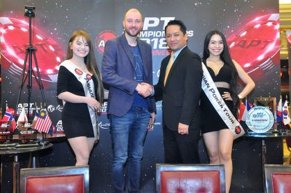 The CoinPoker Team Trips to Asia and Comes Back with Big News