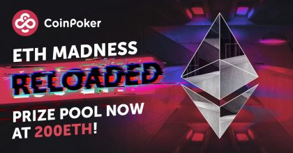 Another 100ETH Added to ETH Madness Reloaded