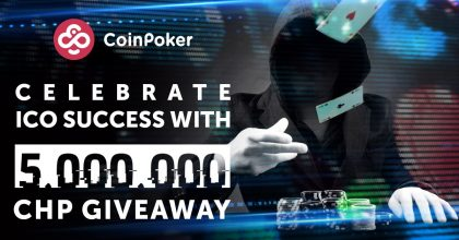 5,000,000 CHP to Win in Our New Tournament Series