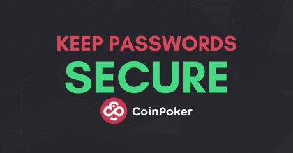 Password Safety Reminder from Our Security Team