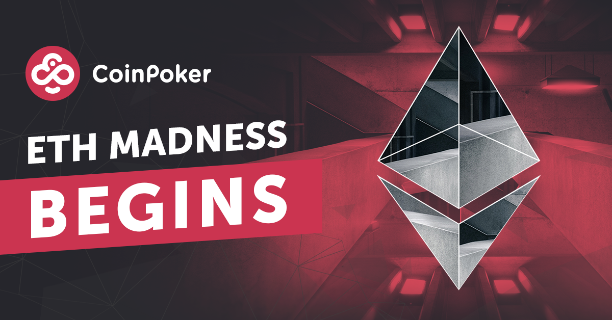 Join the ETH Madness and Win a Cut of 100ETH