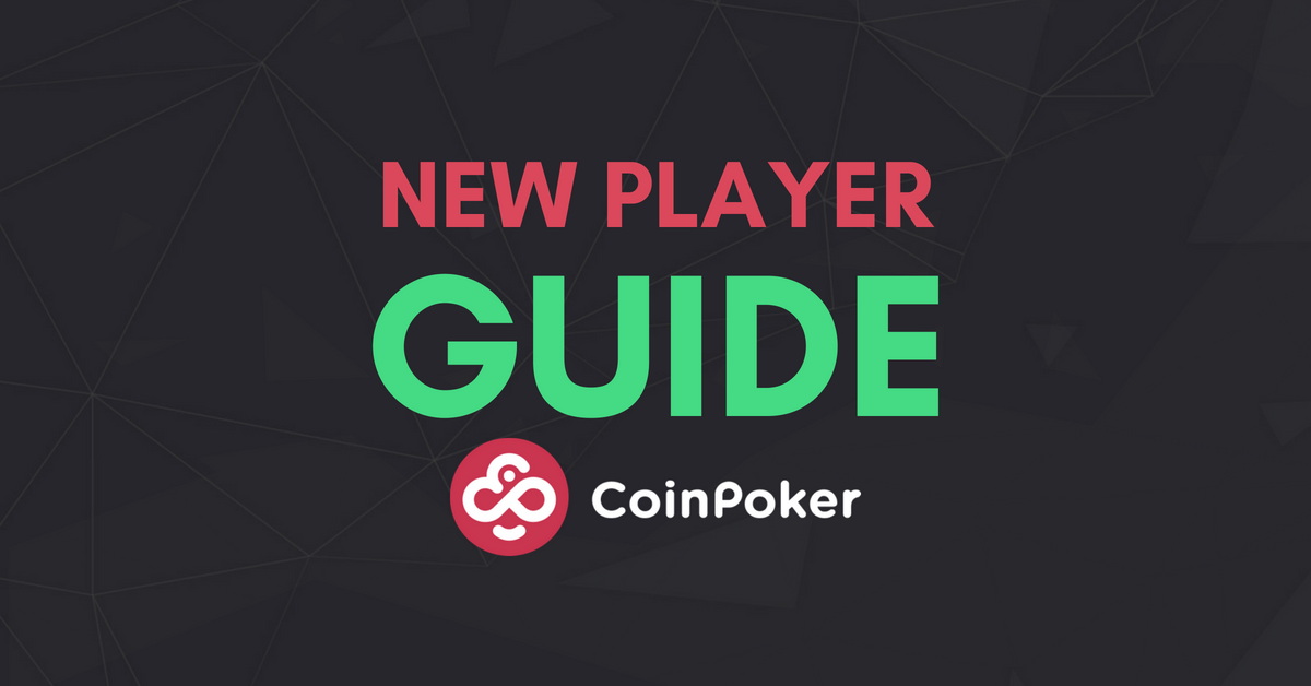 How to Get Started on CoinPoker: A Guide