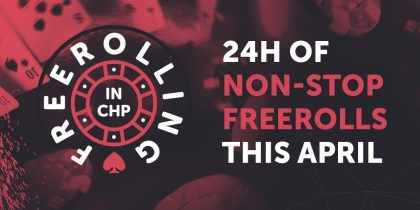 CoinPoker Freerolls All Month Long