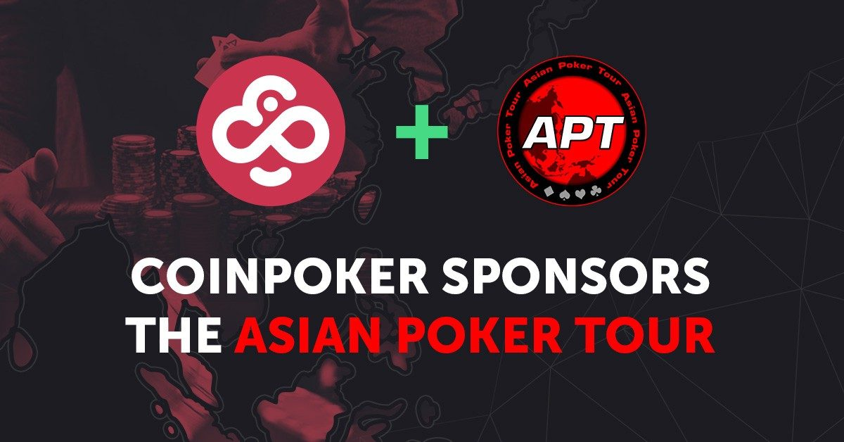 Announcing CoinPoker's Partnership with the Asian Poker Tour