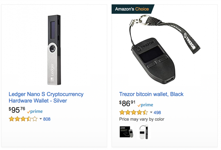 Recommended Hardware Wallets for CHP Holders
