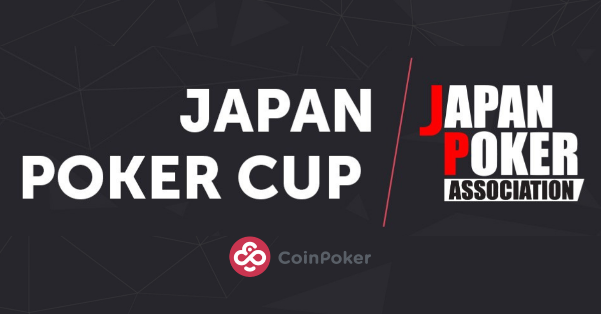 JAPAN POKER CUP QUALIFIERS ON COINPOKER