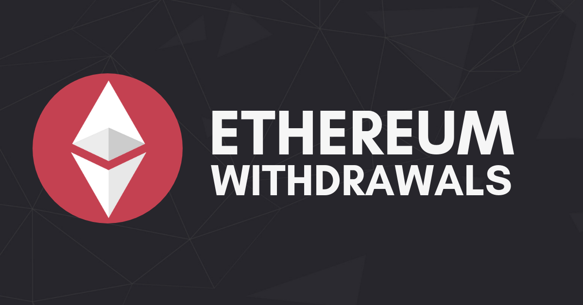 [APP UPDATE] Direct ETH Withdrawals Now Available