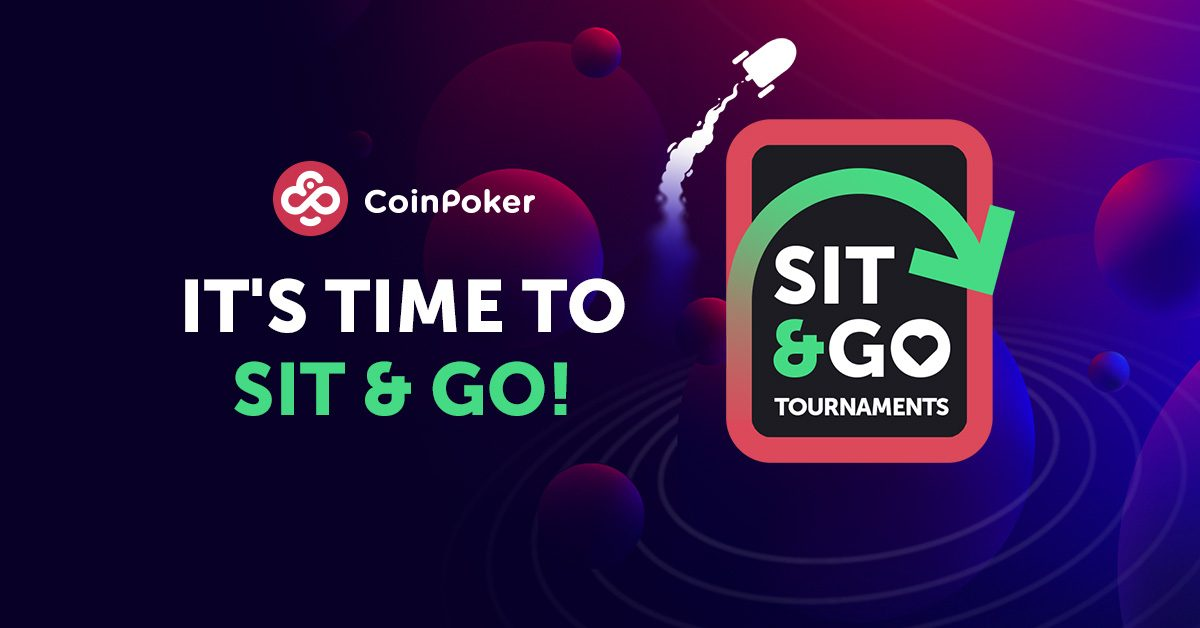 Introducing Sit & Go (SnG) Tournaments on CoinPoker