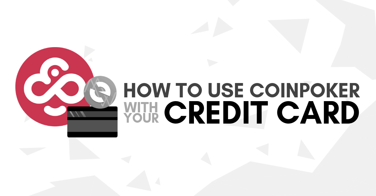 New to Crypto? How to Use CoinPoker with MEW and a Credit Card