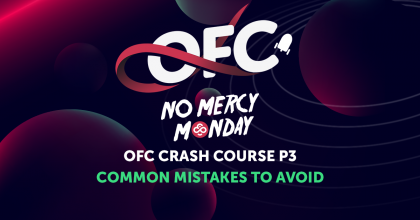 NoMercy OFC Crash Course: Common Mistakes to Avoid