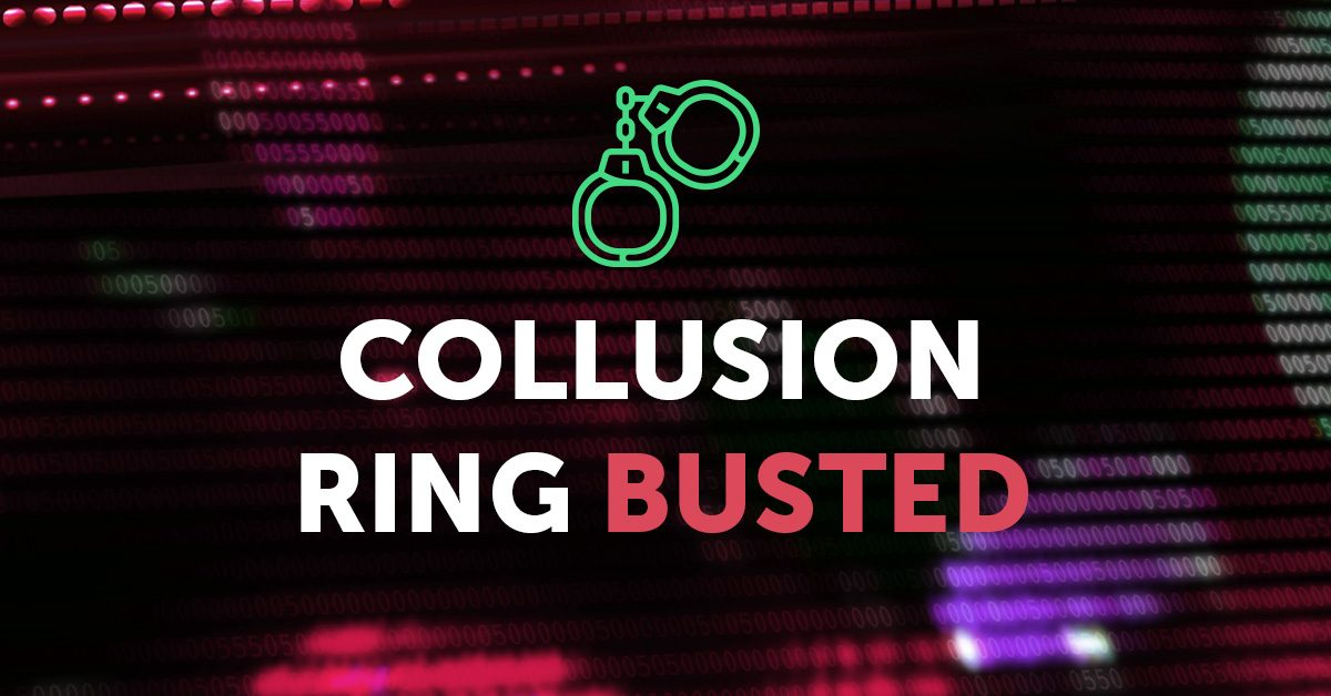 Over 1,000,000 CHP Will Be Returned to Victims of Busted Collusion Ring