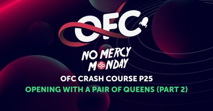 NoMercy OFC Crash Course part 25