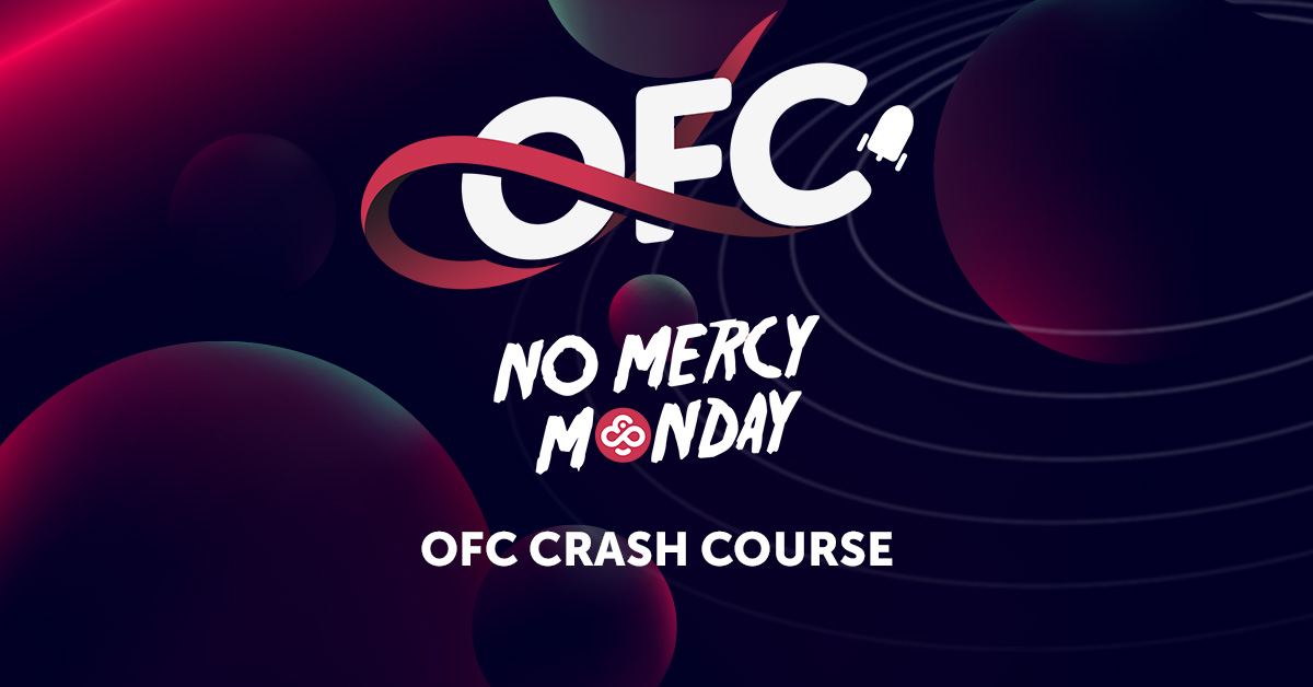 NoMercy OFC Crash Course openings