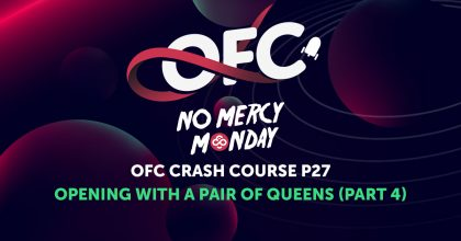 OFC Crash Course Part 27