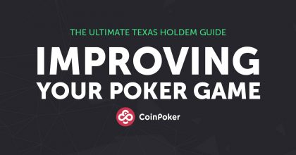 The ultimate Texas Holdem guide - Improving your game