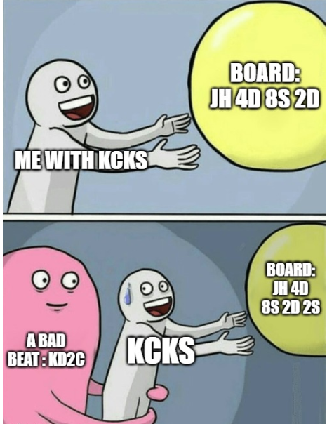 Bad Beat meme