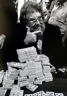 Jack 'Treetop' Straus Professional poker player