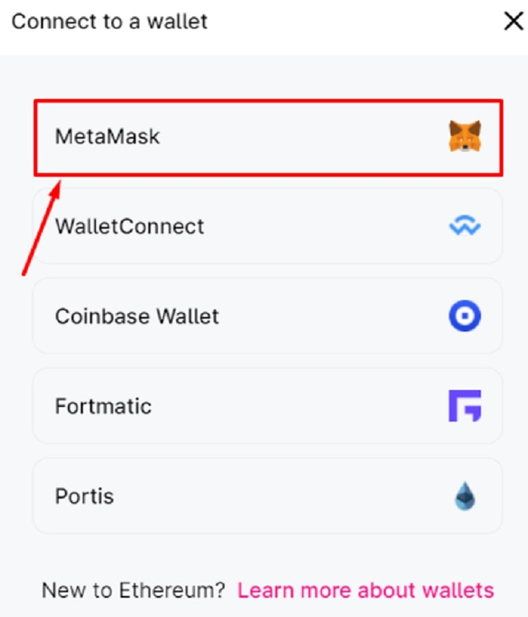 Connect To A Wallet