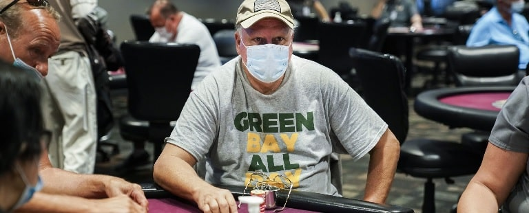 Poker With Masks