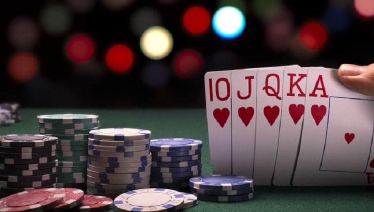 Akronim dalam Poker