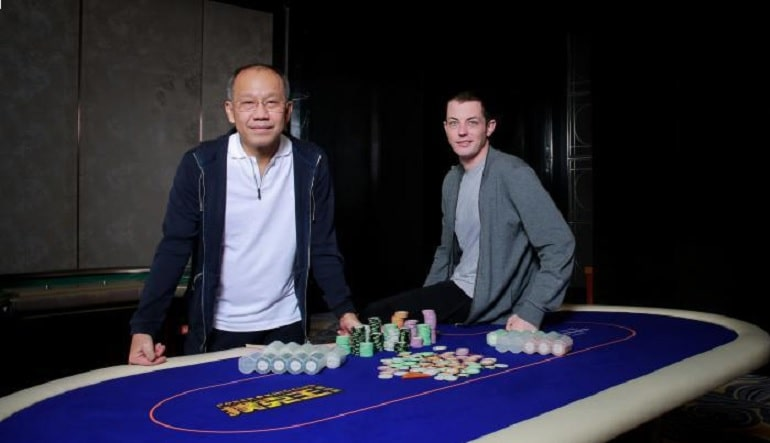 Paul Phua and Tom Dwan