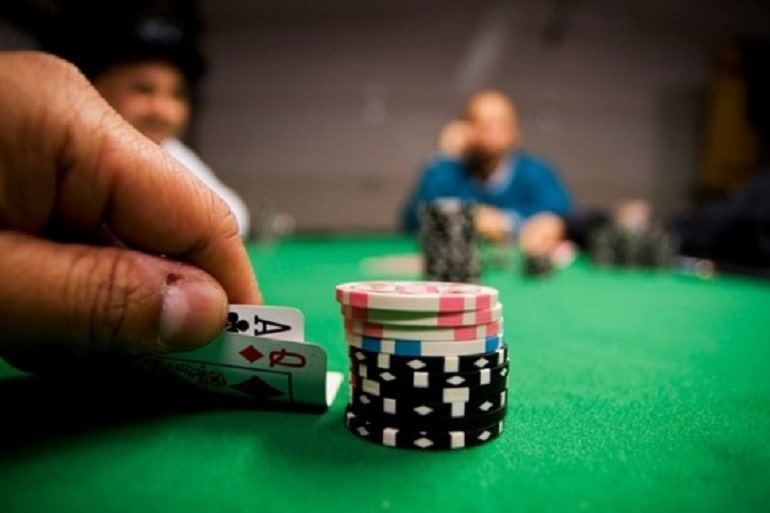 Call Poker Table