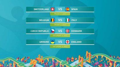 UEFA Euro 2020 quarters