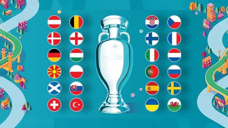 UEFA Euro 2020 teams