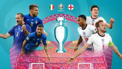 Italy x England