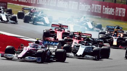Silverstone 2021