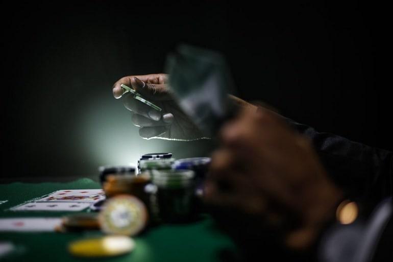 Poker Taruhan Tali
